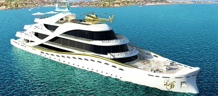 La Belle jachta