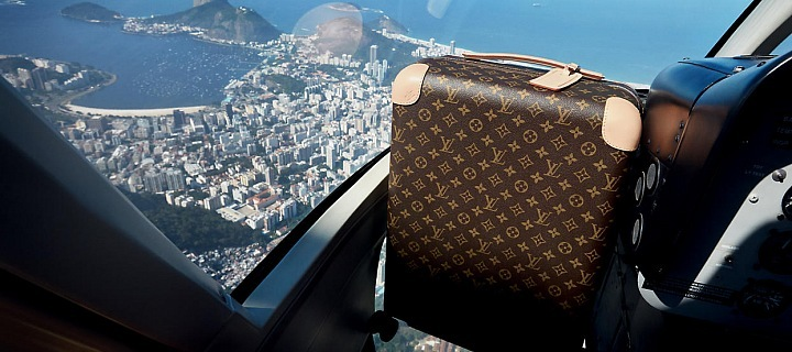 Rolling Luggage od Louis Vuitton