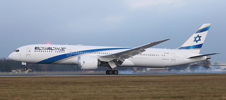 Izraelská společnost přivezla do Prahy ukázat svůj Dreamliner.
