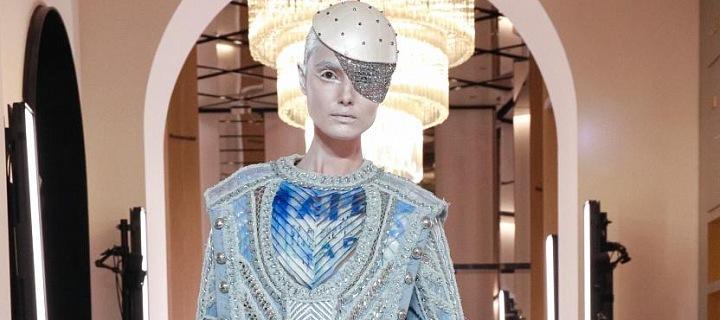 Balmain Spring Couture 2019