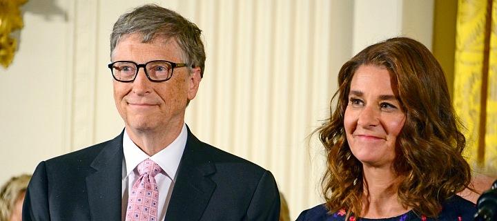 Bill a Melinda Gatesovi
