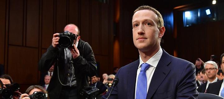CEO Facebooku, Mark Zuckerberg