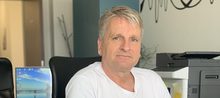 Adiktolog Martin Vlček.
