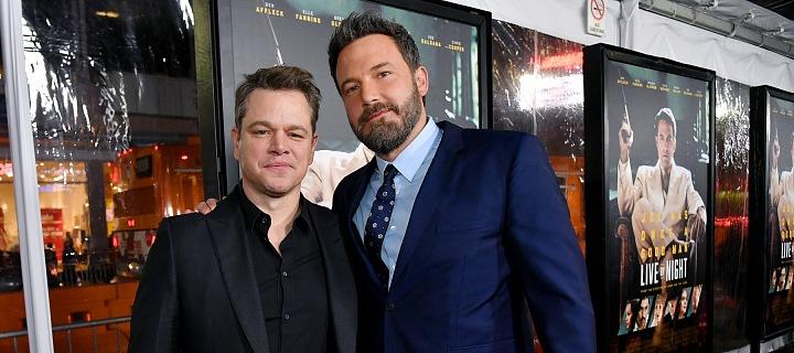 Matt Damon s Benem Affleckem
