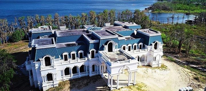 Palác rodiny Siegel na Floridě