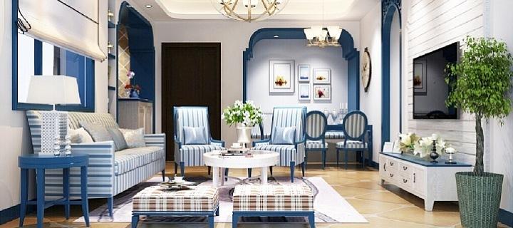 Středomořský styl v interiéru