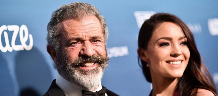 Mel Gibson a jeho přítelkyně Rosalinda Ross