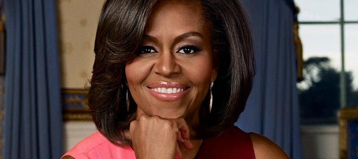 Bývalá první dáma Michelle Obama