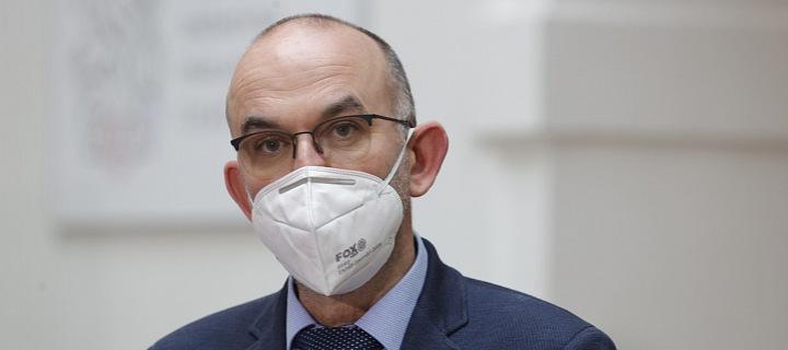 Ministr zdravotnictví Blatný