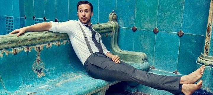 Stylový Ryan Gosling