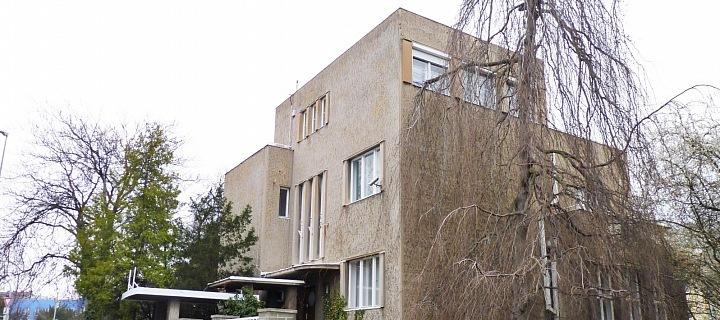 Vila ve Vršovicích, O. Třísková