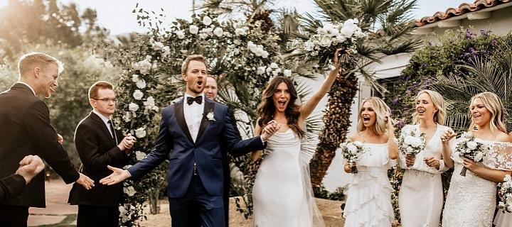 Když jsou svatebčané v pohodě, je pak i nevěsta.