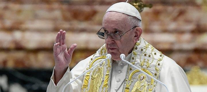 Papež František navštíví v září Slovensko.