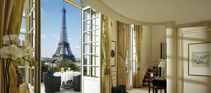 Za luxusní bydlení v Paříži zaplatíte!