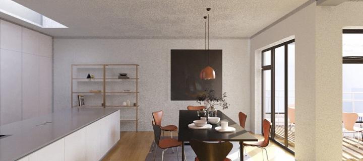 Luxusní penthouse na prodej Praha 6