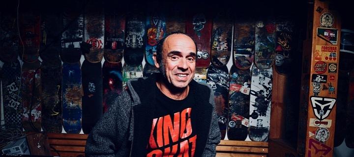 Petr Forman King Skate