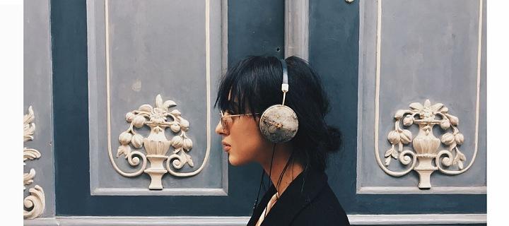 Luxusní sluchátka Frends
