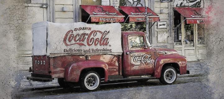 Coca-Colu zná celý svět, ale její vynálezce zemřel chudý.