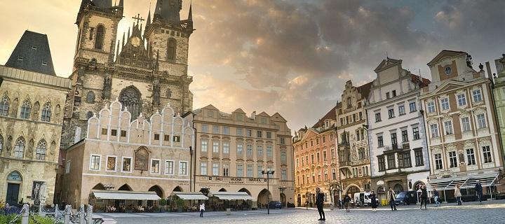 V Česku je omezen volný pohyb.