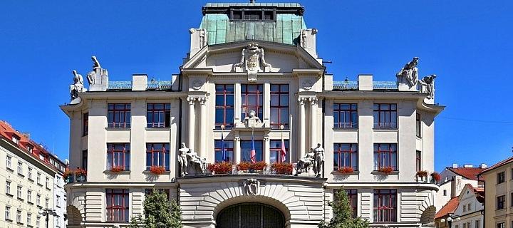Nová radnice na Mariánském náměstí, Praha