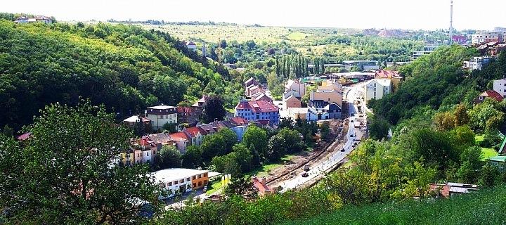 Pohled do Radlic