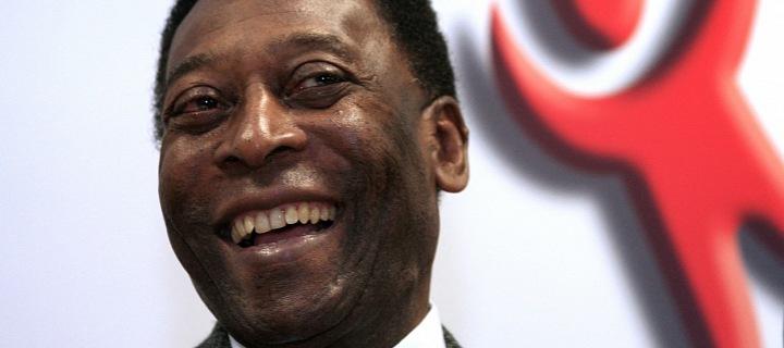 Bývalý fotbalista Pelé