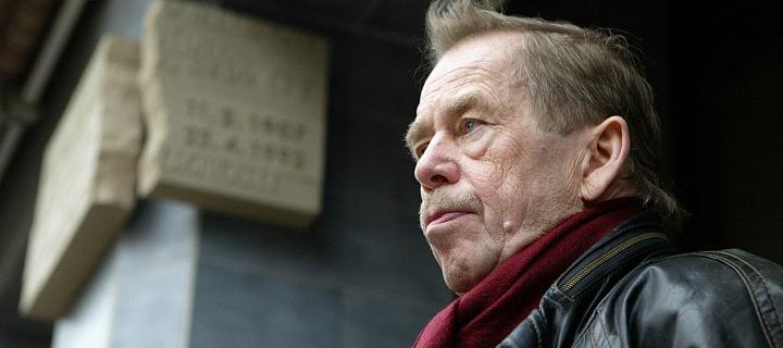 Václav Havel by oslavil narozeniny
