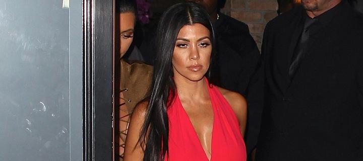 Kourtney Kardashian nosí zvony s hrdostí