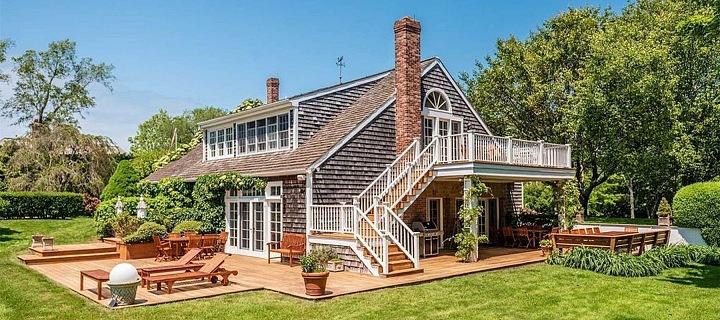 Luxusní dům Drew Barrymore