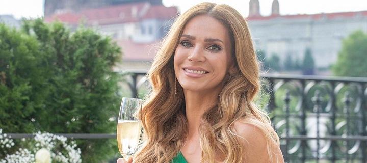 Andrea Verešová je milovnicí dokonalé módy