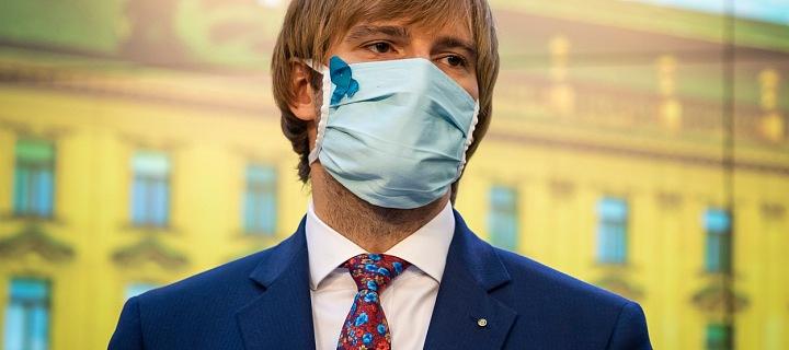 Adam Vojtěch - staronový ministr zdravotnictví