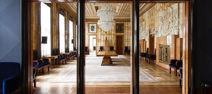 Rezidence primátora, hlavní sál