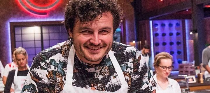 Roman Staša v soutěži MasterChef Česko
