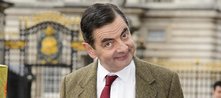 Herec Rowan Atkinson