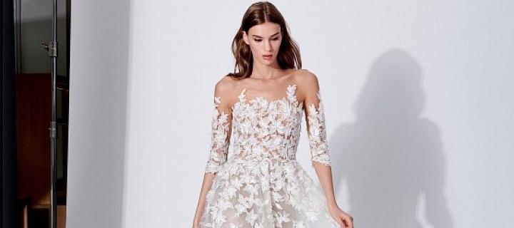Luxusní vzdušné šaty jako pro vílu