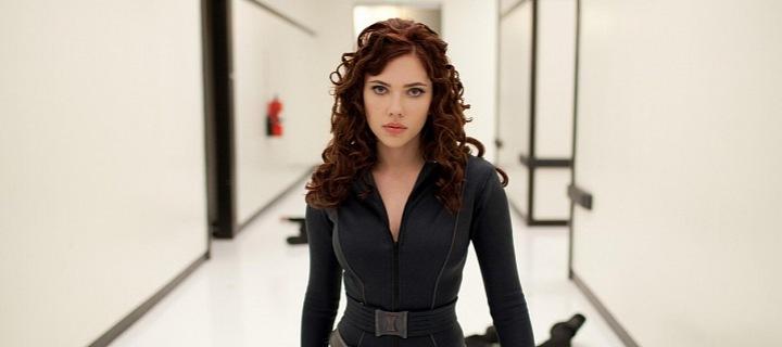 Americká herečka Scarlett Johansson