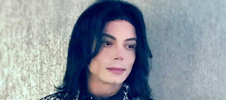 Cortes je dokonalou kopií Michaela Jacksona.