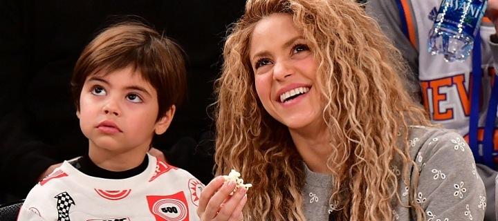 Shakira se synem