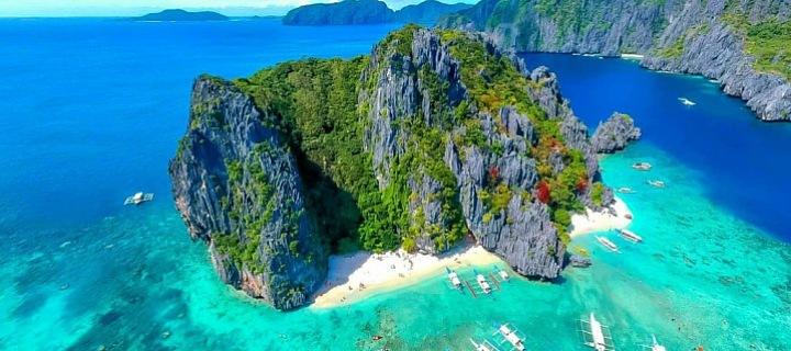 Ostrov Palawan, oblast El Nido