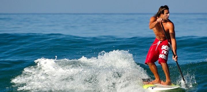 Paddleboarding, sport nejen pro muže