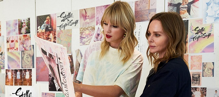 Taylor Swift a Stella McCartney