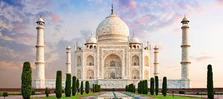 Tadž Mahal, Indie