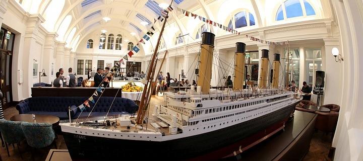 Hotel Titanic v Belfastu