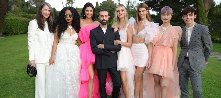 Luxusní spolupráce H&M x GIAMBATTISTA VALLI v Cannes