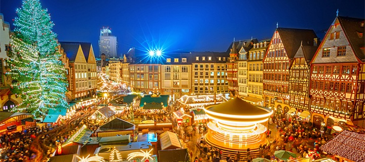 Vánoční trhy se konají po celé Evropě a stojí za to.