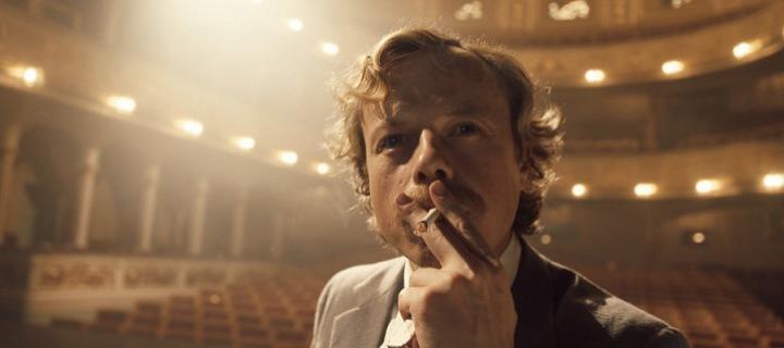 Viktor Dvořák jako Havel