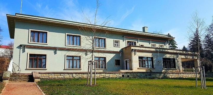 Villa Stiassni in Brno