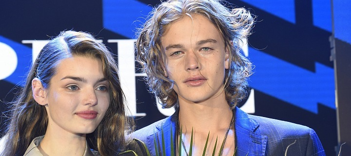 Pure model 2018 Anna Brodecká a Oliver Průcha