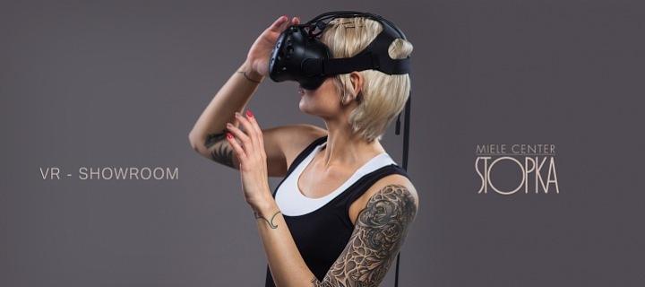 Nevšední zážitek ve virtuálním prostoru
