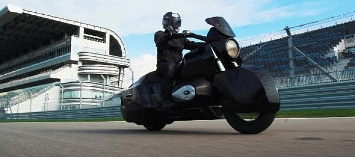 Kalašnikov motorka